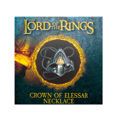 The Lord of the Rings: Crown of Elessar Limited Edition Necklace - 4