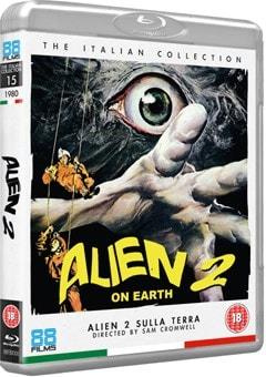 Alien 2 - On Earth - 2