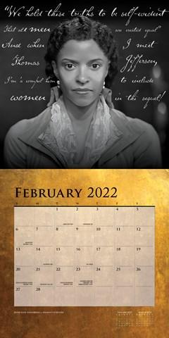 Hamilton Square 2022 Calendar - 2