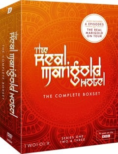 The Real Marigold Hotel: Series 1-3 - 2