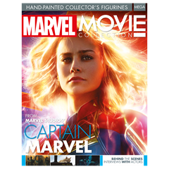 Captain Marvel: Marvel Mega Figurine (online only) Hero Collector - 6