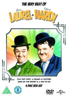 The Very Best of Laurel and Hardy - 1