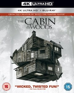 The Cabin in the Woods - 1