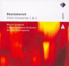 Dmitri Shostakovich: Violin Concertos 1 and 2 - 1