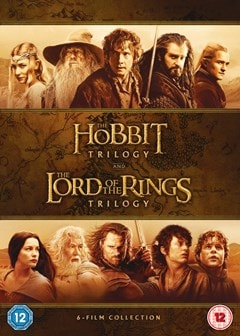 The Hobbit Trilogy/The Lord of the Rings Trilogy - 1