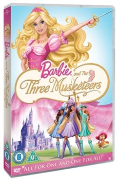 Barbie and the Three Musketeers - 1