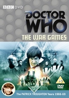 Doctor Who: War Games - 1