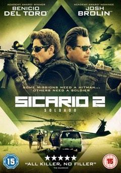 Sicario 2 - Soldado - 1