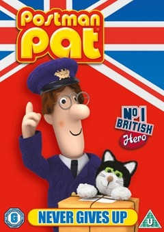 Postman Pat: Never Gives Up - 1