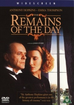 The Remains of the Day - 1