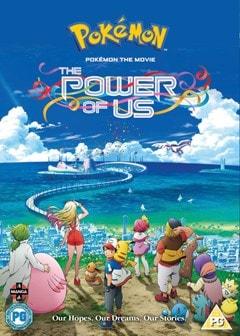 Pokemon - The Movie: The Power of Us - 1