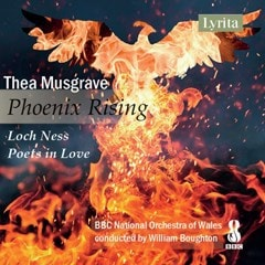Thea Musgrave: Phoenix Rising/Loch Ness/Poets in Love - 1