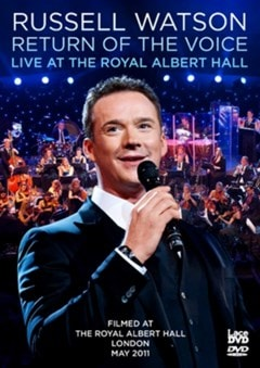 Russell Watson: Return of the Voice - Live at the Royal Albert... - 1