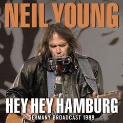 Hey Hey Hamburg: Germany Broadcast 1989 - 1