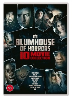 Blumhouse of Horrors 10-movie Collection - 1
