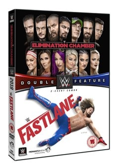 WWE: Elimination Chamber 2018/Fastlane 2018 - 1