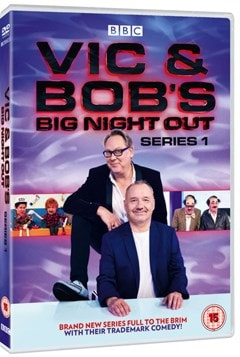 Vic and Bob's Big Night Out: Series 1 - 2