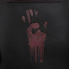 Friday the 13th: Jason Mask Mini Loungefly Backback - 6