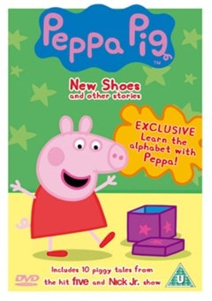 Peppa Pig: New Shoes and Other Stories - 1