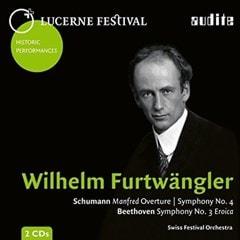 Schumann: Manfred Overture/Symphony No. 4/... - 1