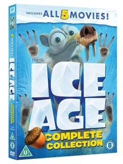 Ice Age: Complete Collection - 2