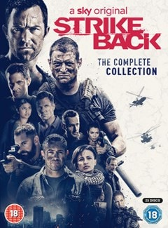 Strike Back: The Complete Collection - 1