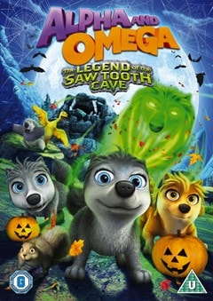 Alpha and Omega: The Legend of the Saw Tooth Cave - 1