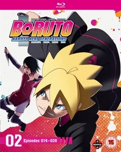 Boruto - Naruto Next Generations: Set 2 - 1