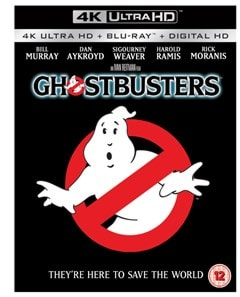 Ghostbusters - 1