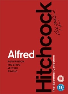 Alfred Hitchcock: Essential Collection - 1