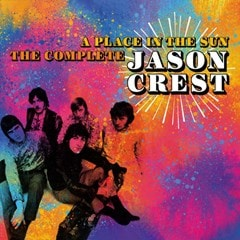 A Place in the Sun: The Complete Jason Crest - 1