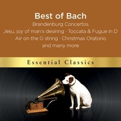 The Best of Bach - 1