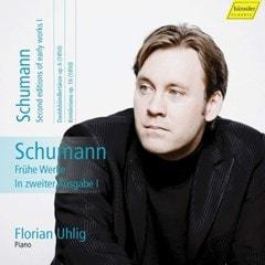 Schumann: Fruhe Werke/In Zweiter Ausgabe I - 1
