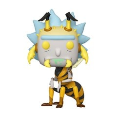 Pop Vinyl: Wasp Rick (663): Rick & Morty - 1