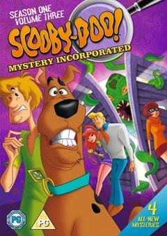 Scooby-Doo - Mystery Incorporated: Season 1 - Volume 3 - 1
