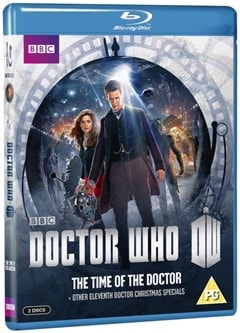 Doctor Who: The Time of the Doctor and Other Eleventh Doctor ... - 2