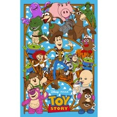 Toy Story Limited Edition Art Print - 1