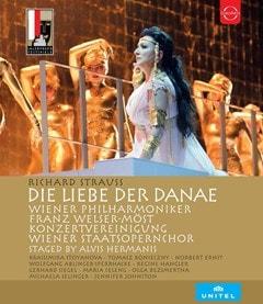 Die Liebe Der Danae: Salzburg Festival (Welser-Most) - 1