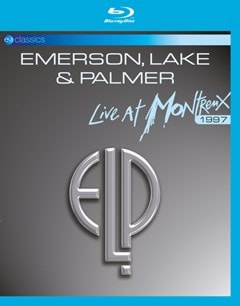 Emerson, Lake and Palmer: Live at Montreux 1997 - 1