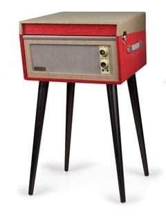 Crosley Bermuda Red Turntable - 3
