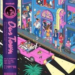 Our Town: Jazz Fusion, Funky Pop & Bossa Gayo Tracks from Dong-A Records - 1