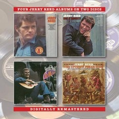 Jerry Reed/Hot A' Mighty!/Lord, Mr. Ford/The Uptown Poker Club - 1