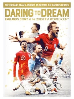 Daring to Dream: England's Story at the 2018 FIFA World Cup - 1