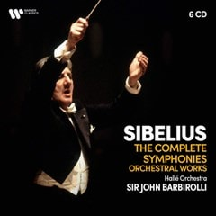 Sibelius: The Complete Symphonies: Orchestral Works - 1