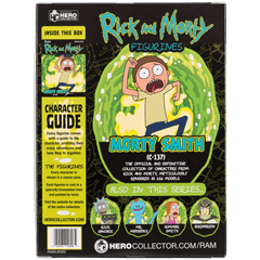 Morty: Rick and Morty Figurine: Hero Collector - 4