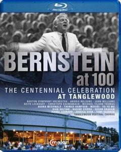 Bernstein at 100: The Centennial Celebration at Tanglewood - 1
