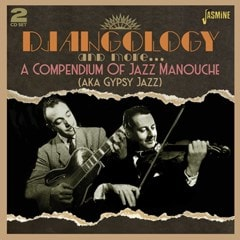 Djangology and More... A Compendium of Jazz Manouche - 1
