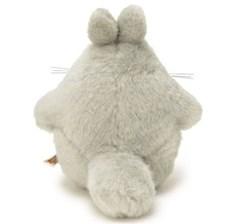 Studio Ghibli: Grey Totoro Plush, 20cm - 3