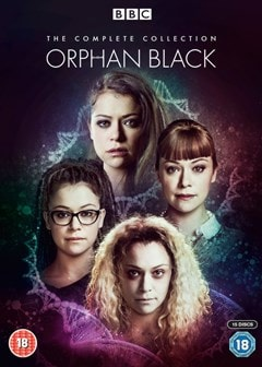 Orphan Black: The Complete Collection - 1