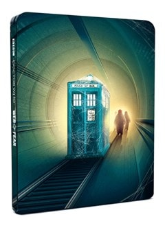 Doctor Who: The Web of Fear Limited Edition Steelbook - 2